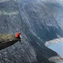 ترس از ترس از ارتفاع - اکروفوبیا