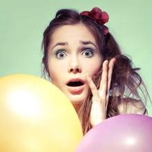 Fear of Balloons Phobia - Globophobia