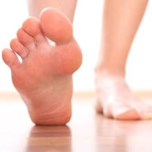 Fear of Feet Phobia - Podophobia