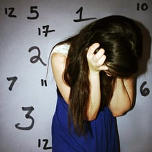 Fear of Numbers Phobia - Numerophobia or Arithmophobia