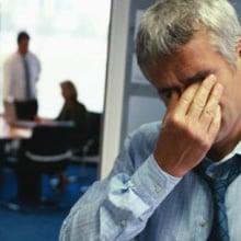 Fear of Work Phobia - Ergophobia