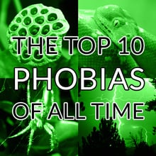 Top 10 Phobias of All Time