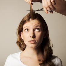 Fear of Getting a Haircut Phobia - Tonsurephobia