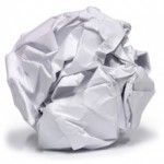 Fear of PaperPhobia–Papyrophobia