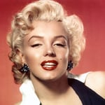 Marilyn Monroe feared public speaking
