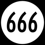 Fear of the Number 666 Phobia - Hexakosioihexekontahexaphobia