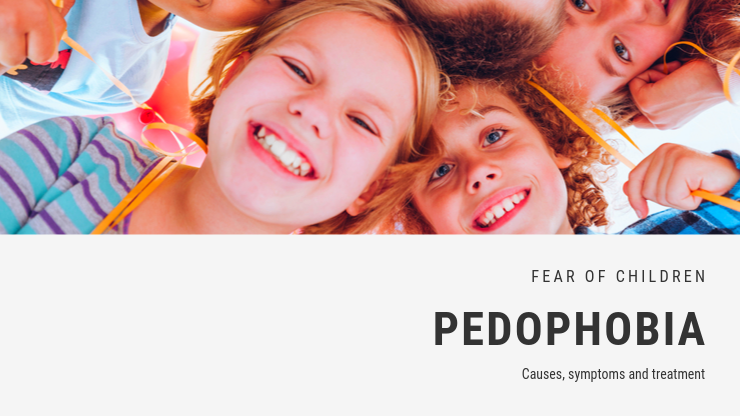 Fear of Children Phobia - Pedophobia