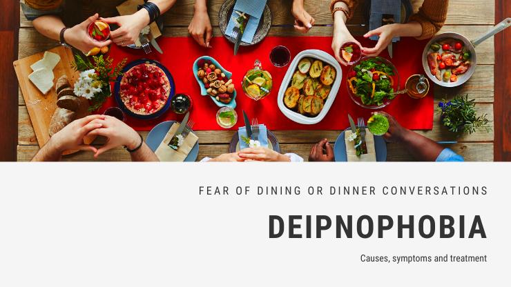 Deipnophobia