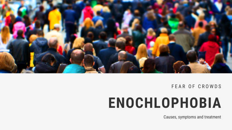 Enochlophobia