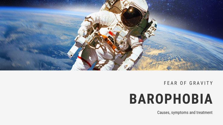 Fear of Gravity Phobia - Barophobia