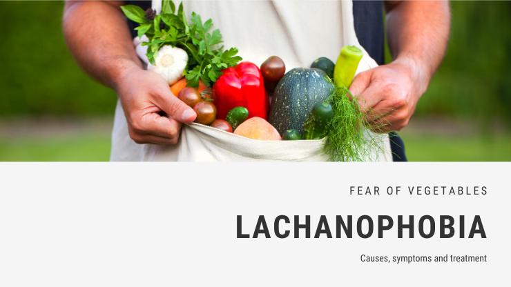 Lachanophobia