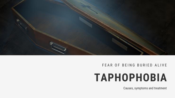 Taphophobia